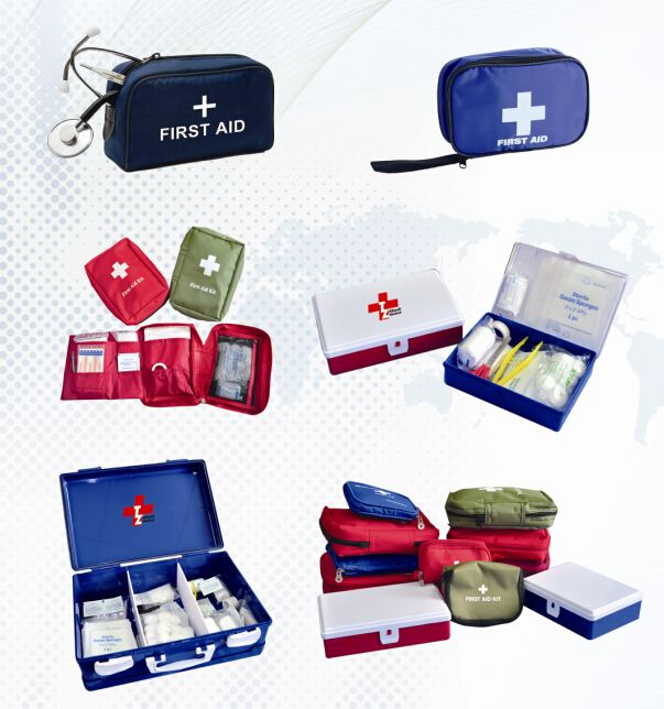 TZ4001 First Aid Kit/ First Aid Bag