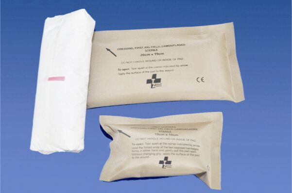 TZ4004 First-Aid Bandage